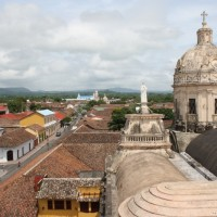 Old Colonial City of Granada, Nicaragua
