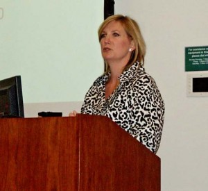 Stacie Berdan Speaks to Career Counselors at the International Careers Counseling Conference