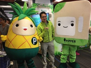With a growing Southeast Asian consumer market drawn to mascots and the products they represent, emerging companies like Equator Pure Nature are putting their marketing skills to work.